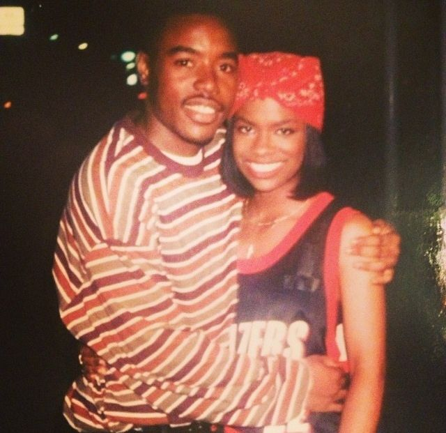 Tyrin Turner and Kandi Burruss | classic | Pinterest ...