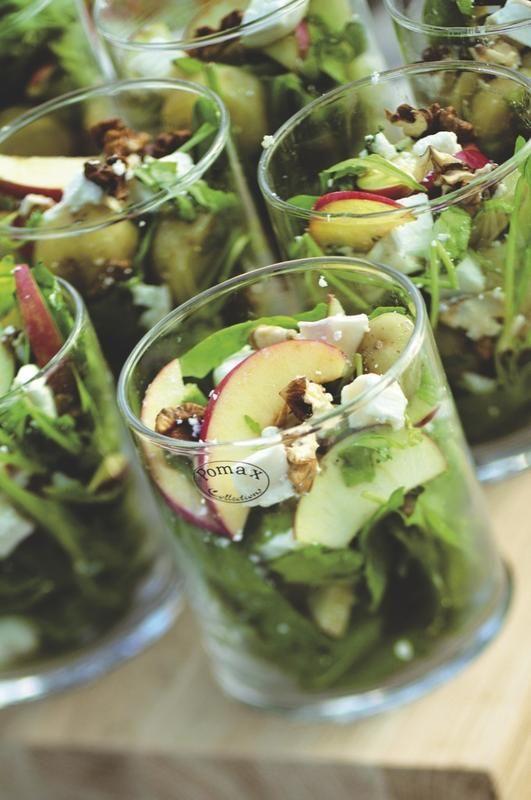 Ideas para una celebrar una fiesta en casa ensaladas - Tapas originales frias ...