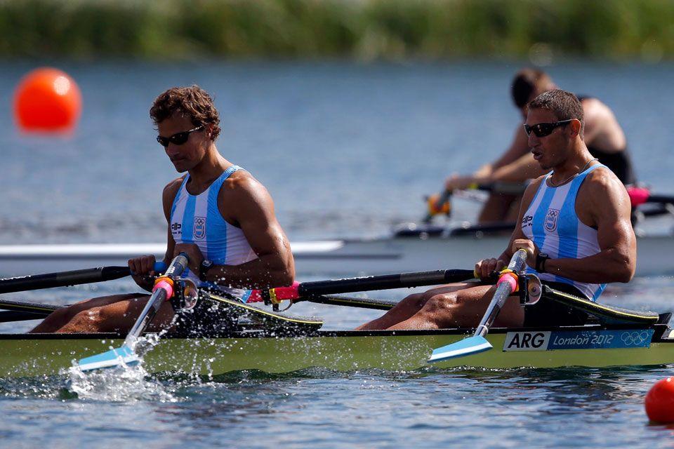 Remo argentino en los Juegos