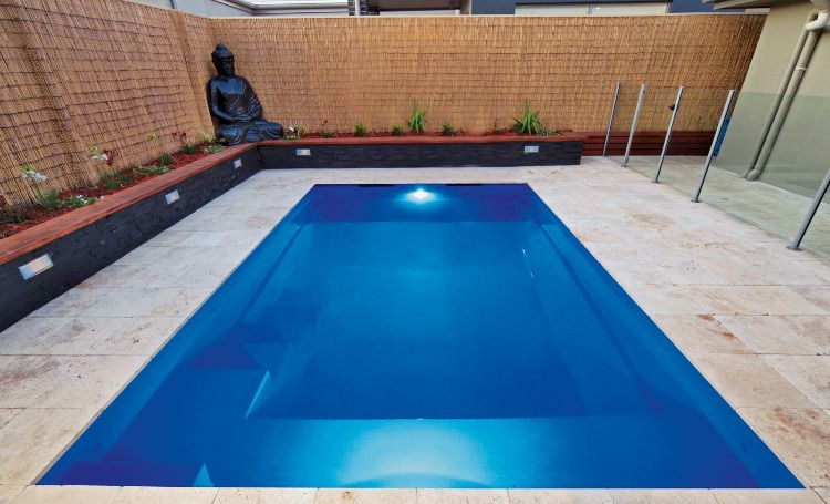 The Precision By Leisure Pools Fiberglass Swimming Pools Leisure Pools Swimming Pool Cost