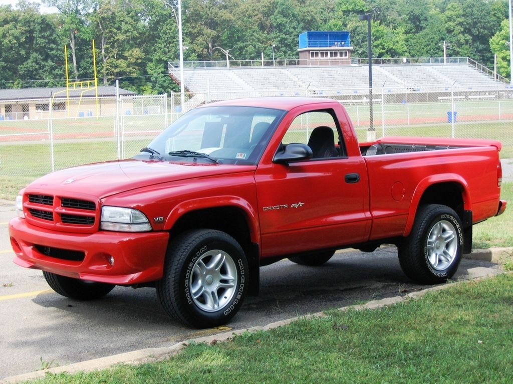 2000 Dodge Dakota R/T 5.9L Small trucks Pinterest
