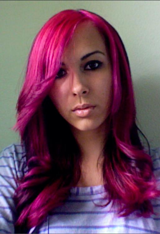 Splat Berry Blast 3 Splathead Beauty Hair Color Hair Styles Pink Hair