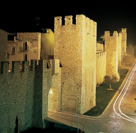 78 Castillos Una Gran Idea En 2021 Castillos España Cataluña España