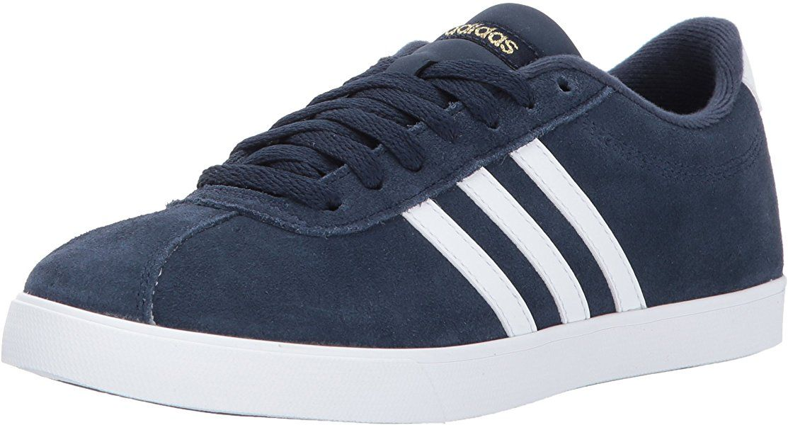 Amazon.com | adidas Women's Shoes | Courtset Sneakers ...