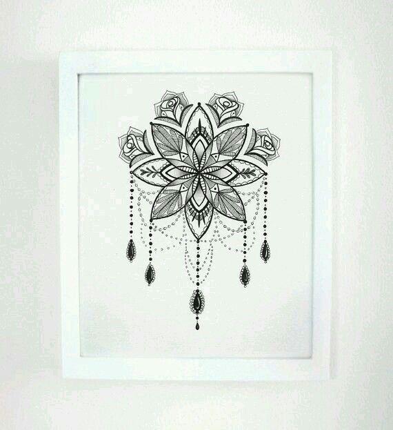 mandala mandala tatto. Black Bedroom Furniture Sets. Home Design Ideas