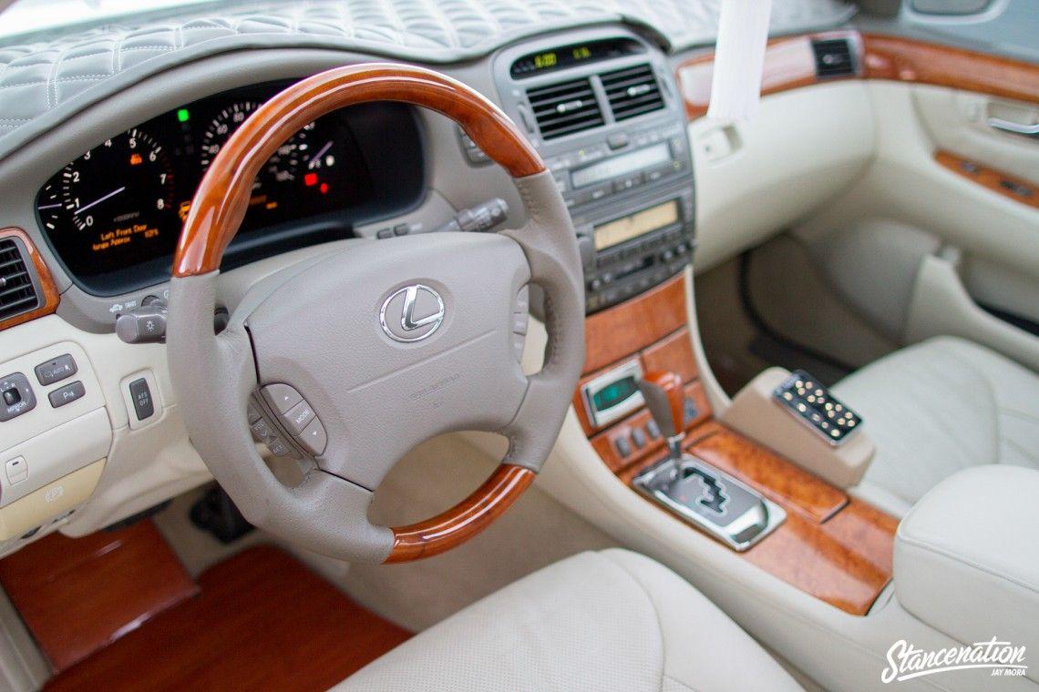 ls 430 interior