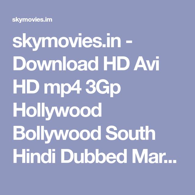 hollywood hindi film download mp4 avi
