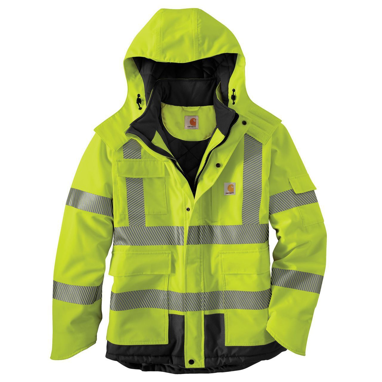 High visibility class 3 waterproof sherwood jacket the