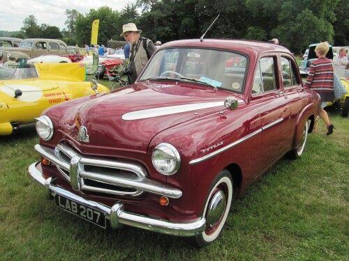1952 57 Vauxhall Wyvern Eix At Breamore House Classic Car Show Vauxhall Australian Cars