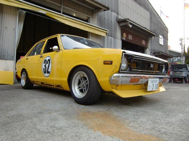 310サニー サニー 旧車 車