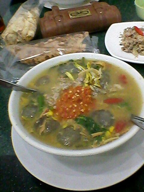 Kapurung Food Aroma Luwu Di 2019