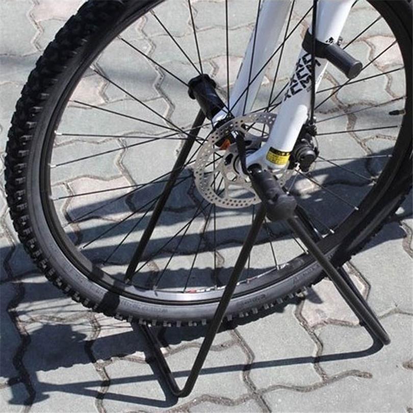 T2 Mtb Road Bike Wheel Hub Repair Stand Floor Indoor U Foldable