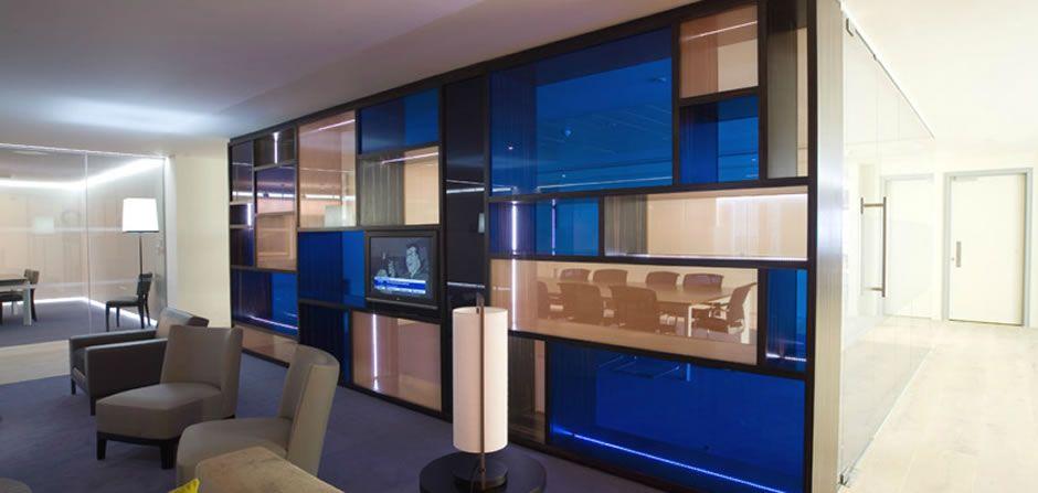 Stunning Office Interior Wall Design Ideas Contemporary - Interior ...