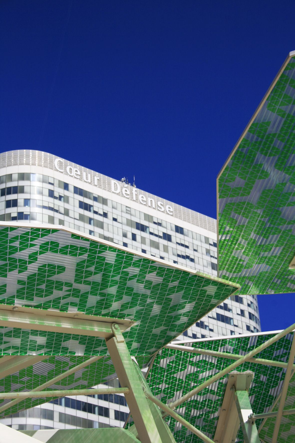 Esplanade La Défense, Paris 2013 #paris #ladefense #esplanade