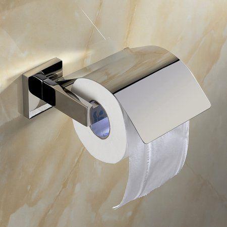 304 Stainless Steel Toilet Paper Holder Bathroom Toilet Paper Holders Wall Mounted Toilet Cheap Toilet Paper