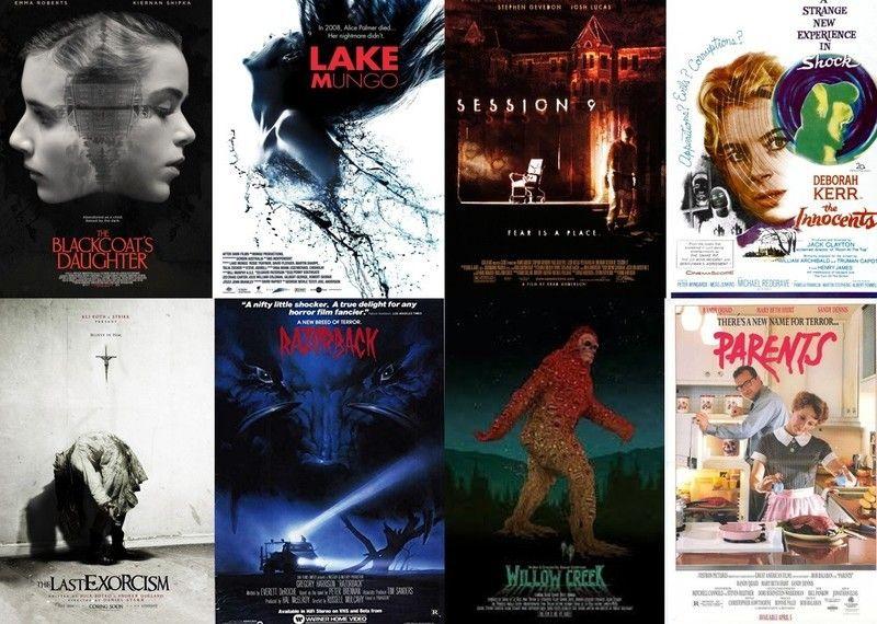 25 Underrated Horror Films Horror Films Horror Best Horror Movies