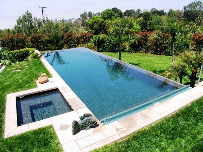 20+ Incredible Design Infinity Pool Ideas and Inspiration | Infinity edge  pool, Pool designs, Swimming pool designs