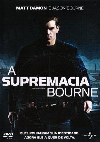 Assistir A Supremacia Bourne Online Dublado E Legendado No Cine Hd