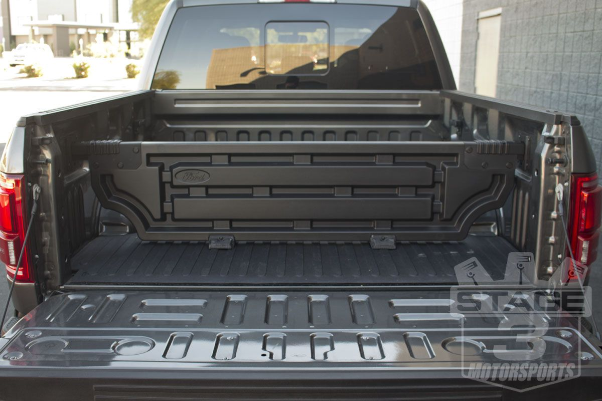 2015 2018 F150 Ford Oem Bed Divider Kit Fl3z 9900092 A Bed Divider F150 Truck Bed