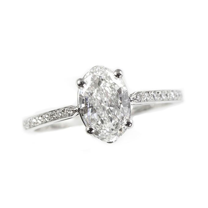Diana 11 N19w100 G Engagement Ring Styles Get The Look And