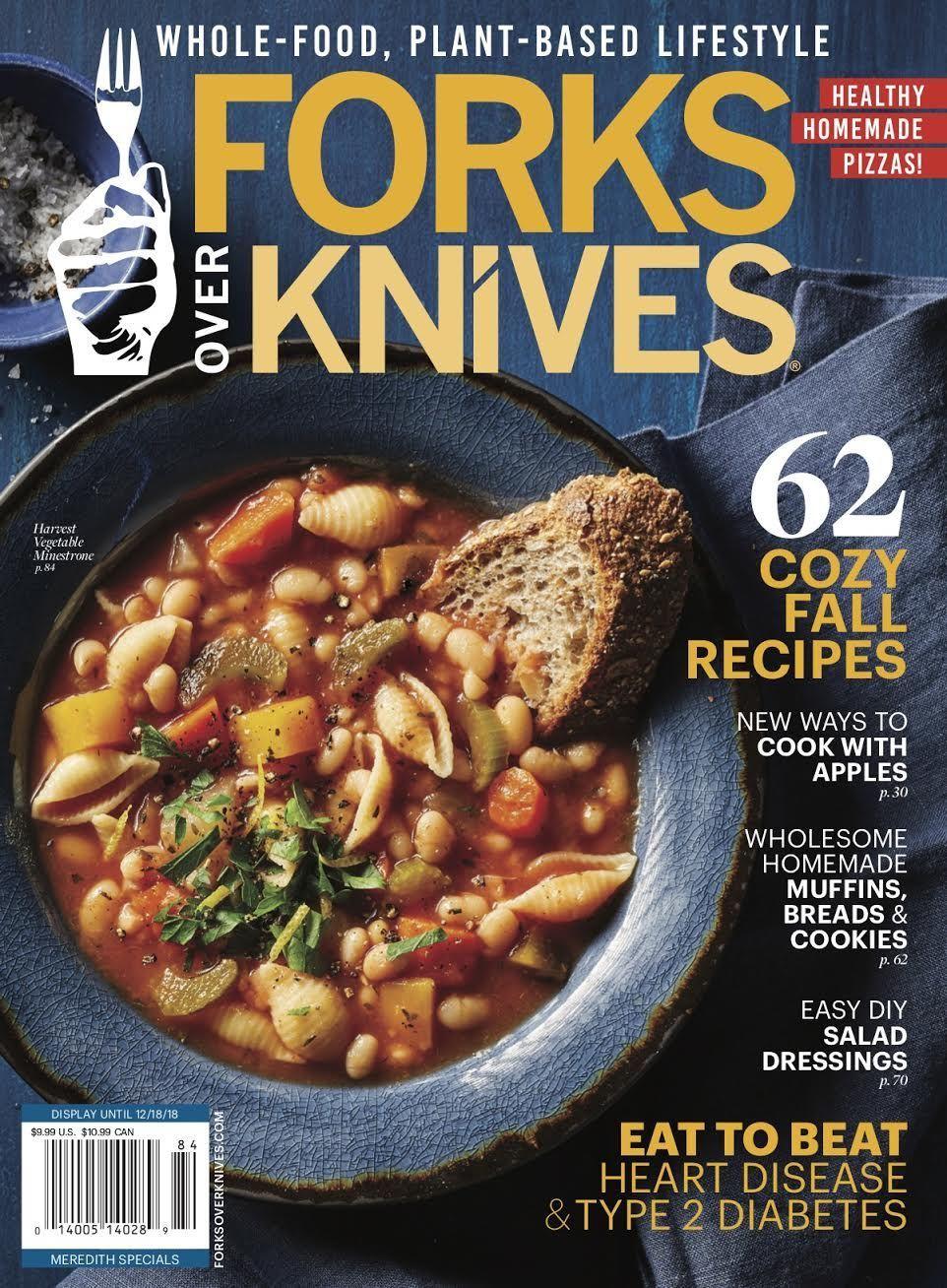 Magazine Fall 2018 Healthy plant based recipes, Whole