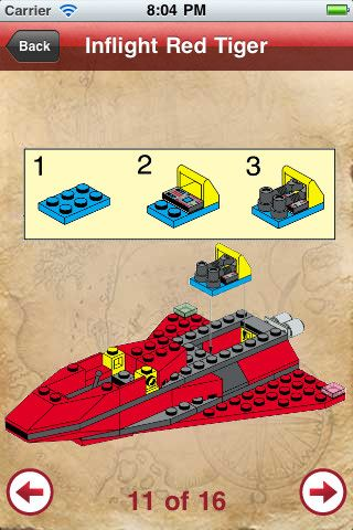 Lego Instruction App: Free, step by step instructions  | Legos