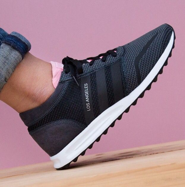 adidas Originals Los Angeles | Sneakers fashion, Adidas