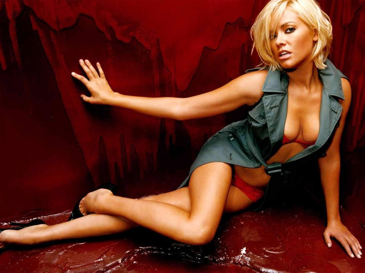 actress kristanna loken i know her best for terminator 3 rise of the