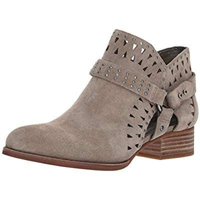 STITCH FIX SHOES. 2018 shoe trends. booties. grey, suede! Fashion trends