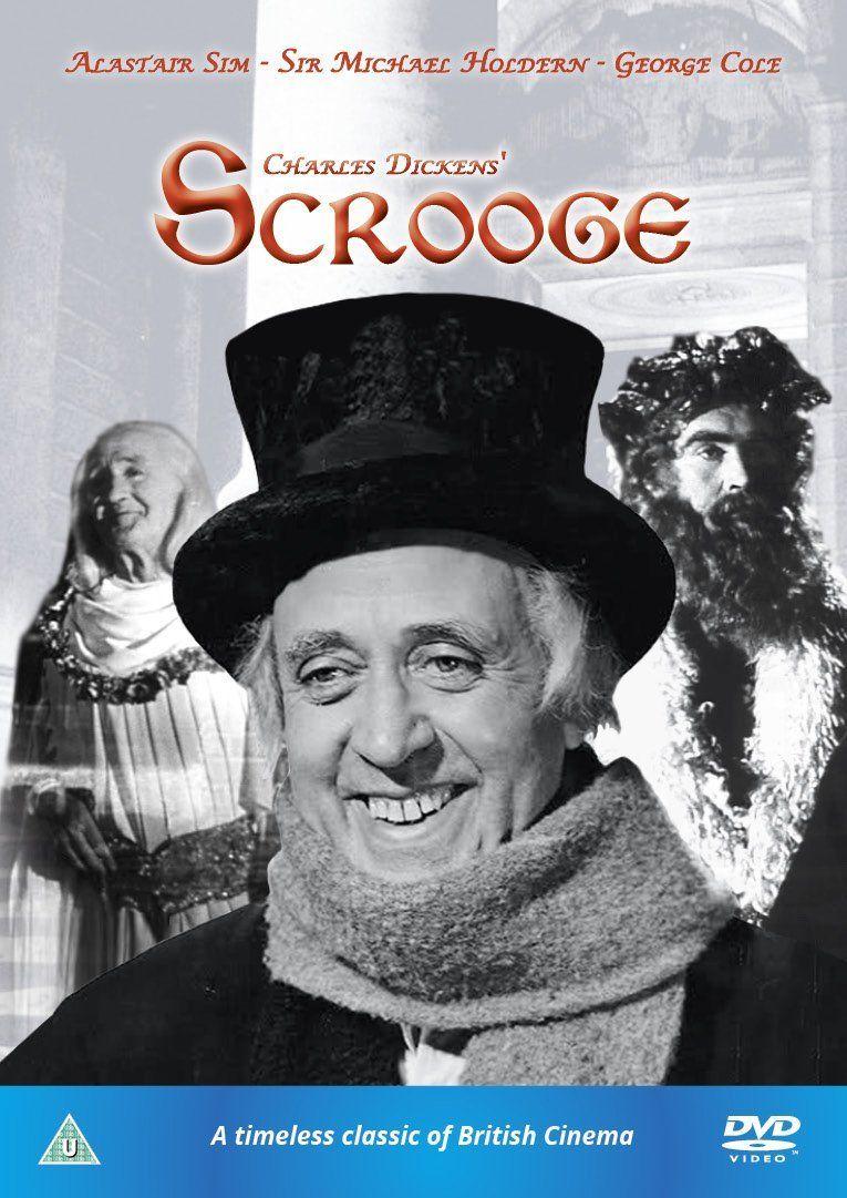 Pin by Popcorn Cinema Show .com on Movies Posters | Scrooge a christmas carol, Christmas carol ...