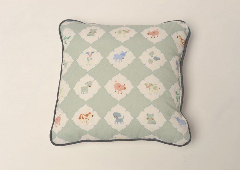 Nobodinoz - Mini cushion animals - Nobodinoz, Mes Habits Chéris - kidstore Récréatif - Décoration enfant
