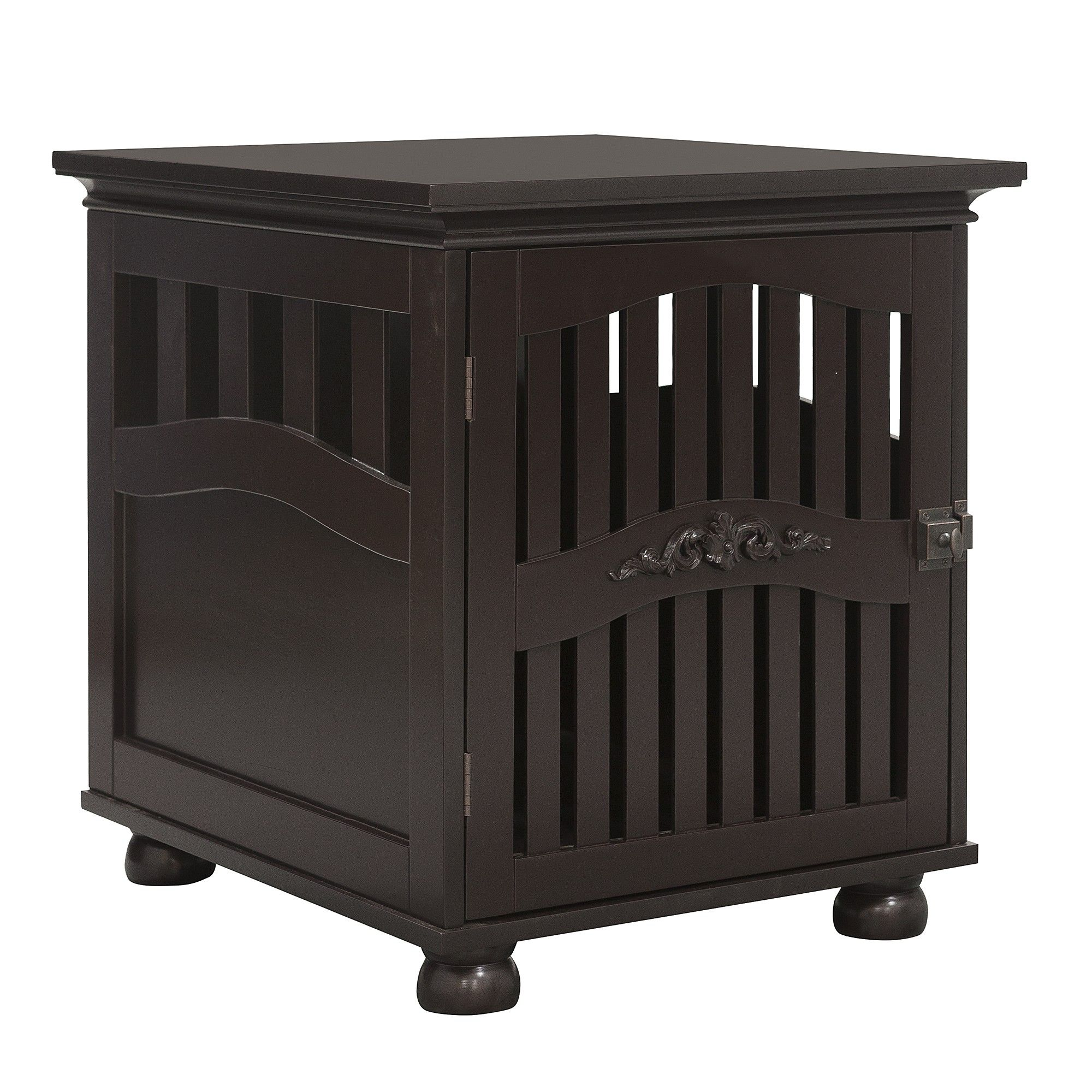 Ethan Pets Kirkland Buddy Residence Pet Crate End Table