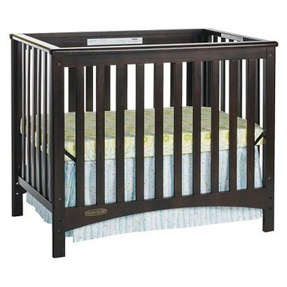 Child Craft London Mini Crib With Images Convertible