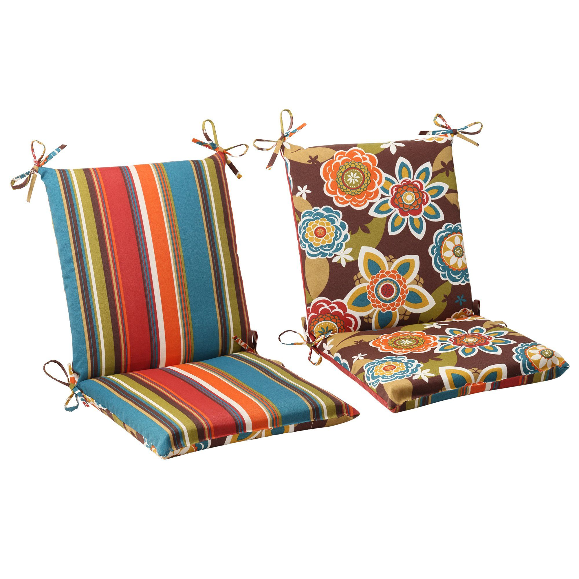 Pillow perfect indooroutdoor annie westport reversible squared