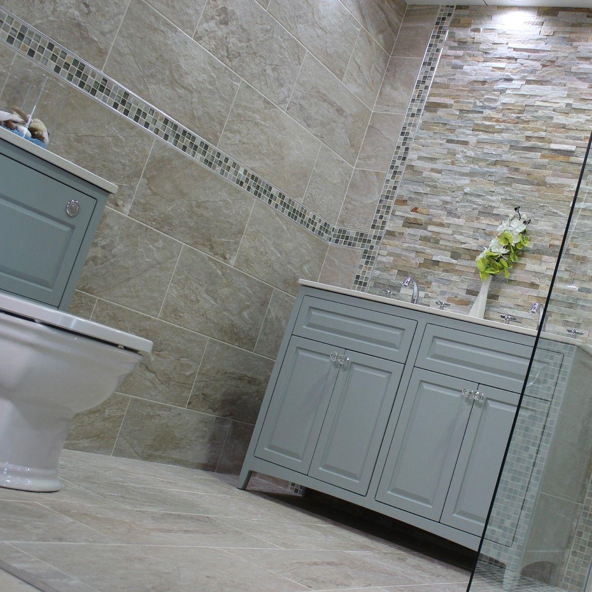 Tile Floor Bathroom