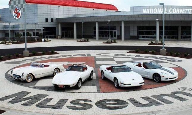 National Corvette Museum Corvette Corvette Grand Sport Chevrolet Corvette