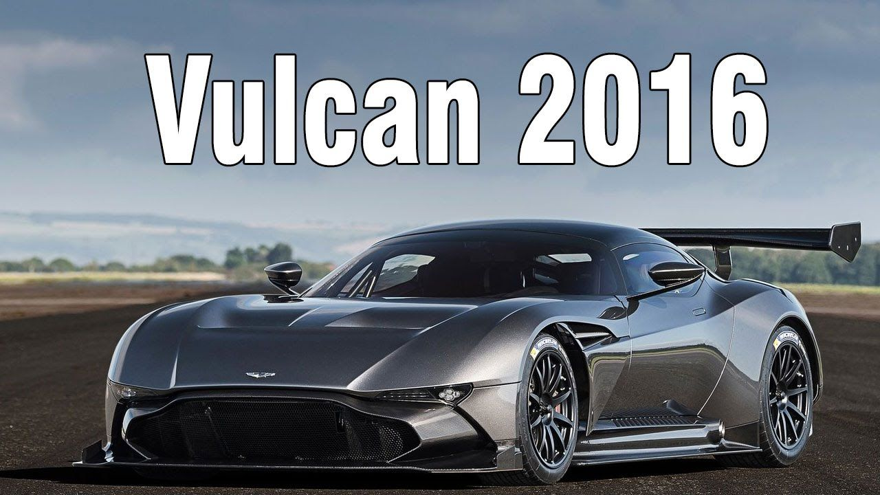 Aston Martin Vulcan Exclusive New Sports Car Fast Track - Latest sports car 2016