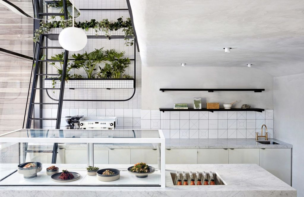 Brisbane S Naim Cafe Recreates The Hole In The Wall Teahouses Of
