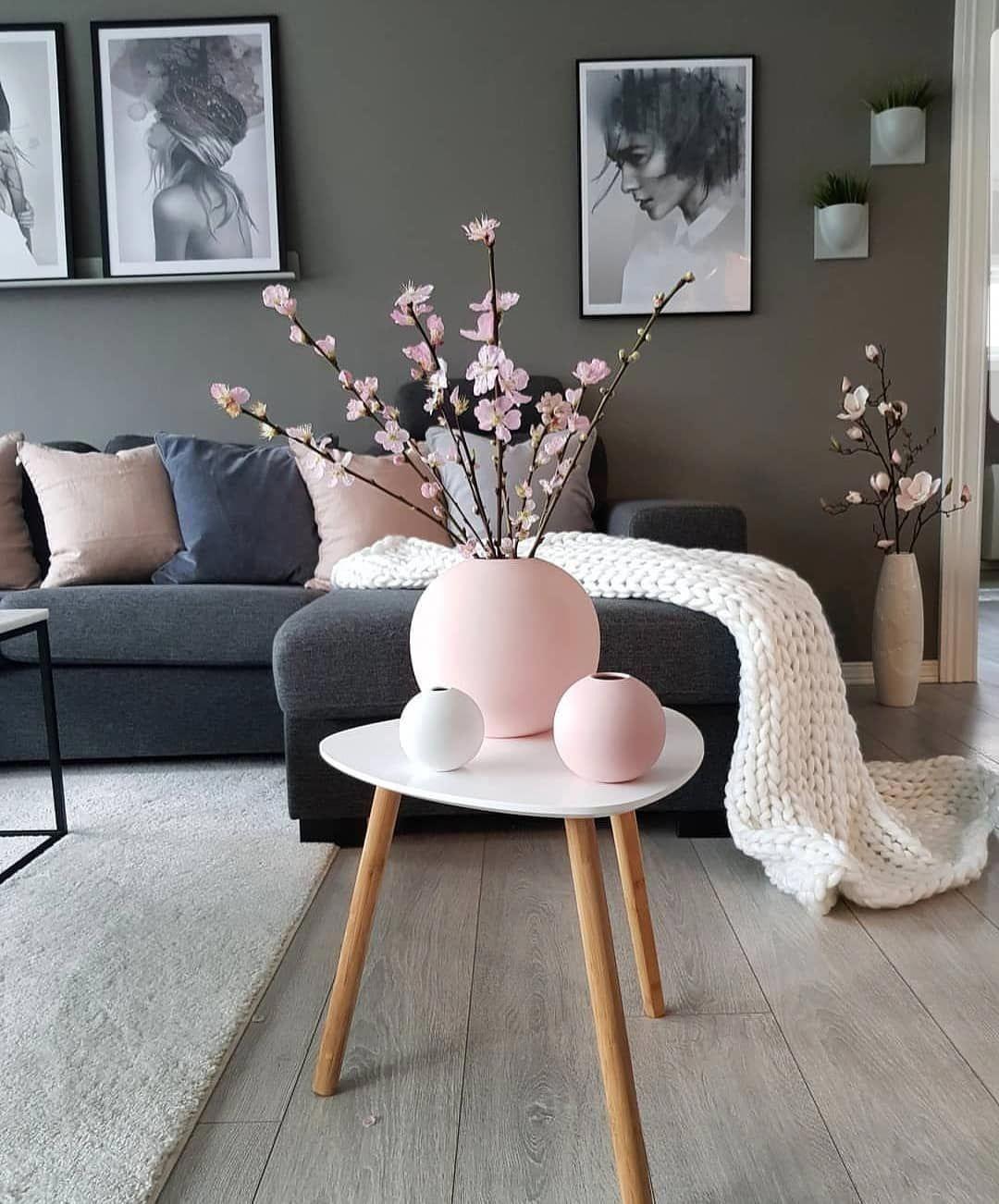 Home Design On Instagram Credit Kristingronas Inspire Me Home Decor Interiordesig Living Room Decor Modern White Home Decor Living Room Decor Apartment