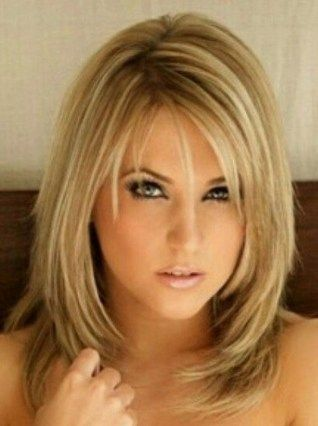 Beautiful Women Haircut Front Layers To Try Now 24 Medium Hair Cuts