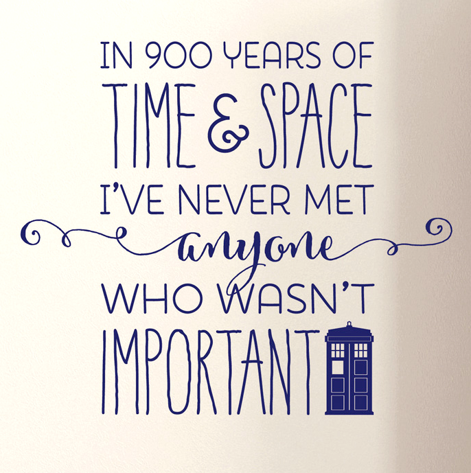dr who crafts