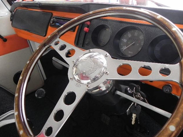 steering wheel - I have one of these stashed away at the