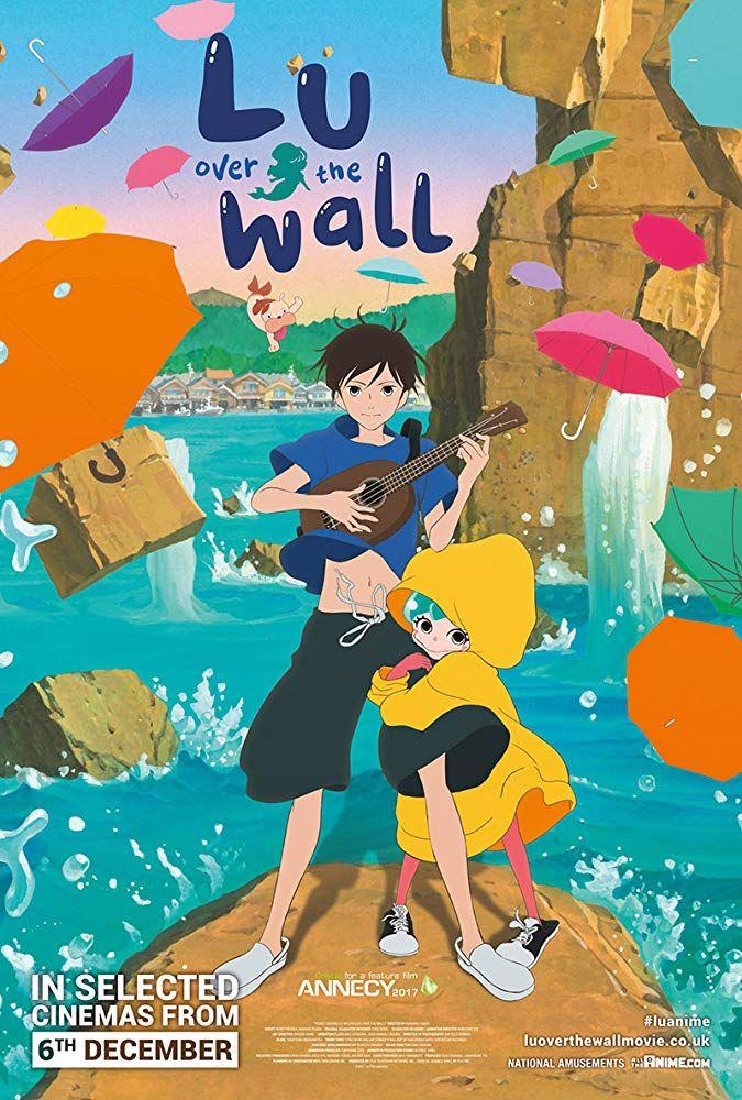 Lu over the Wall / Yoake tsugeru Rû no uta (2017) Kai