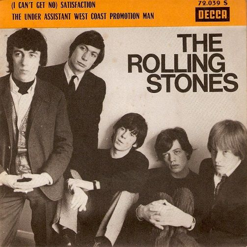 THE ROLLING STONES (I Can't Get No) Satisfaction Vinyl
