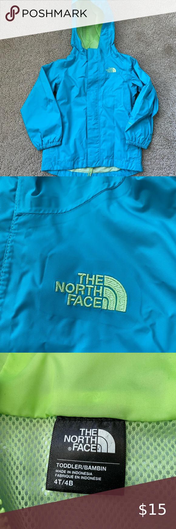 4t North Face Zipline Rain Jacket Rain Jacket The North Face North Face Jacket [ 1740 x 580 Pixel ]