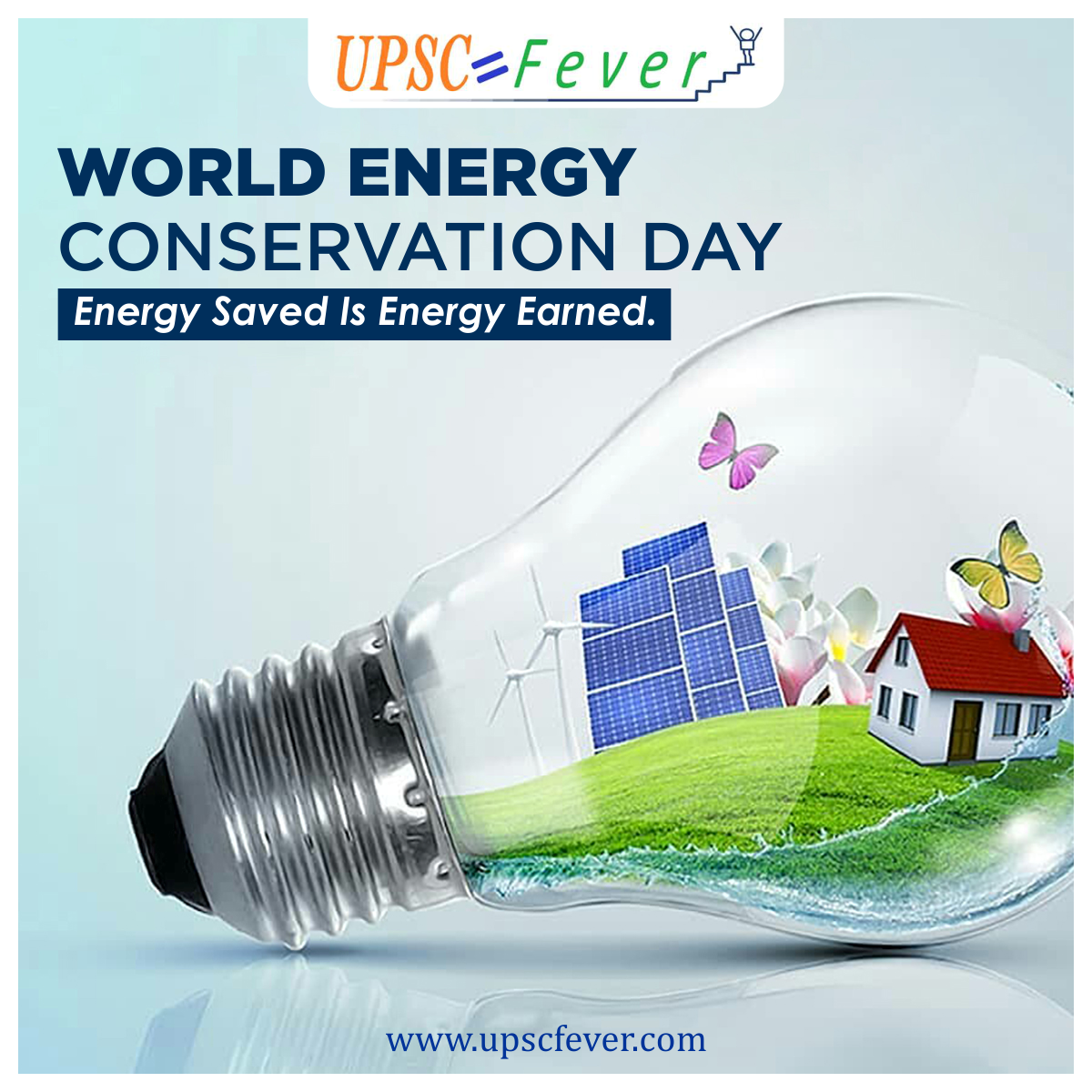 This Energy Conservation Day Let's take a pledge to