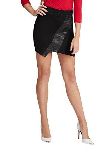 GUESS Women's Asymmetrical Ponte Miniskirt, JET BLACK (LARGE) GUESS http://www.amazon.com/dp/B00MCFC31K/ref=cm_sw_r_pi_dp_Agmxub0785VGM
