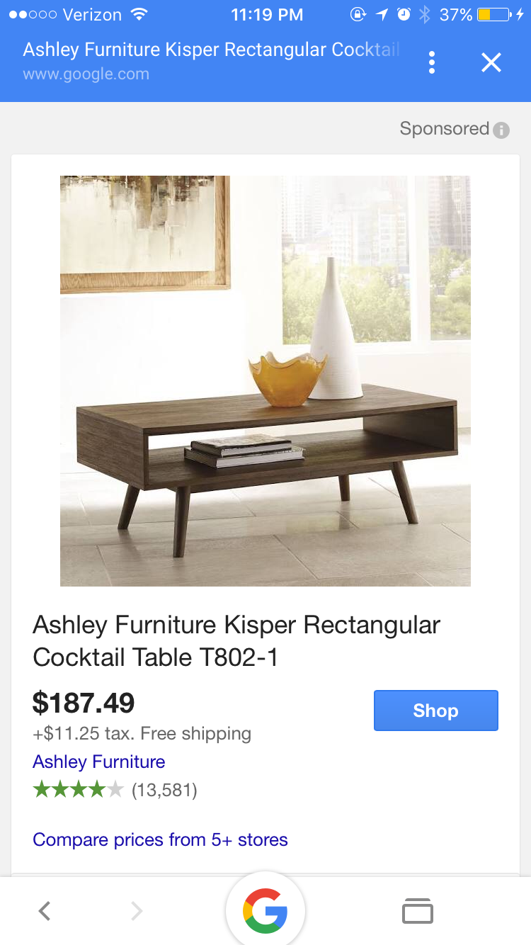 Pin By Olivia Venuto On Spaces Ashley Furniture Coffee Table Furniture