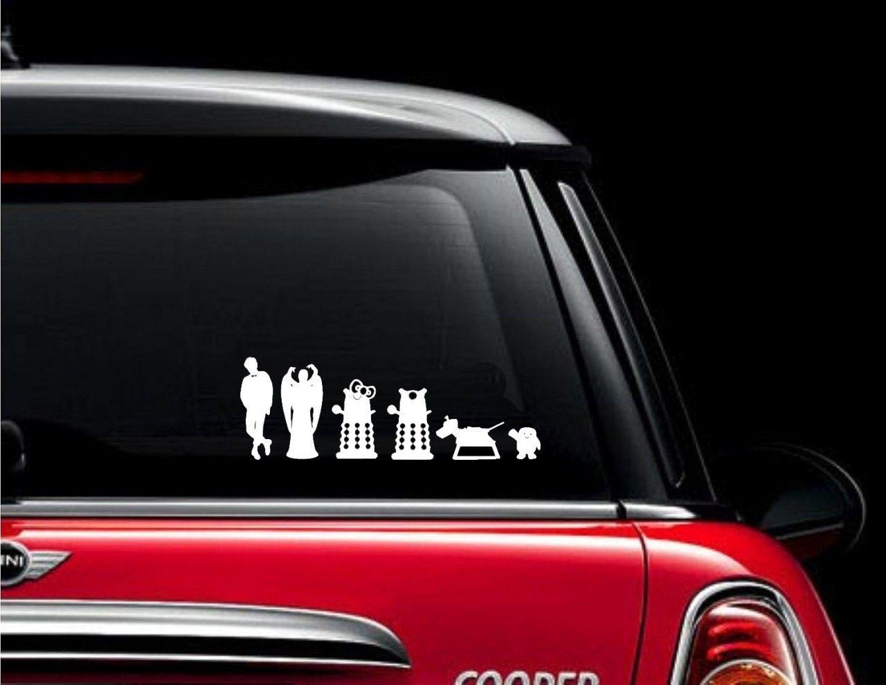 Car Decals Window Stickers Wall Custom Vinyl Decals