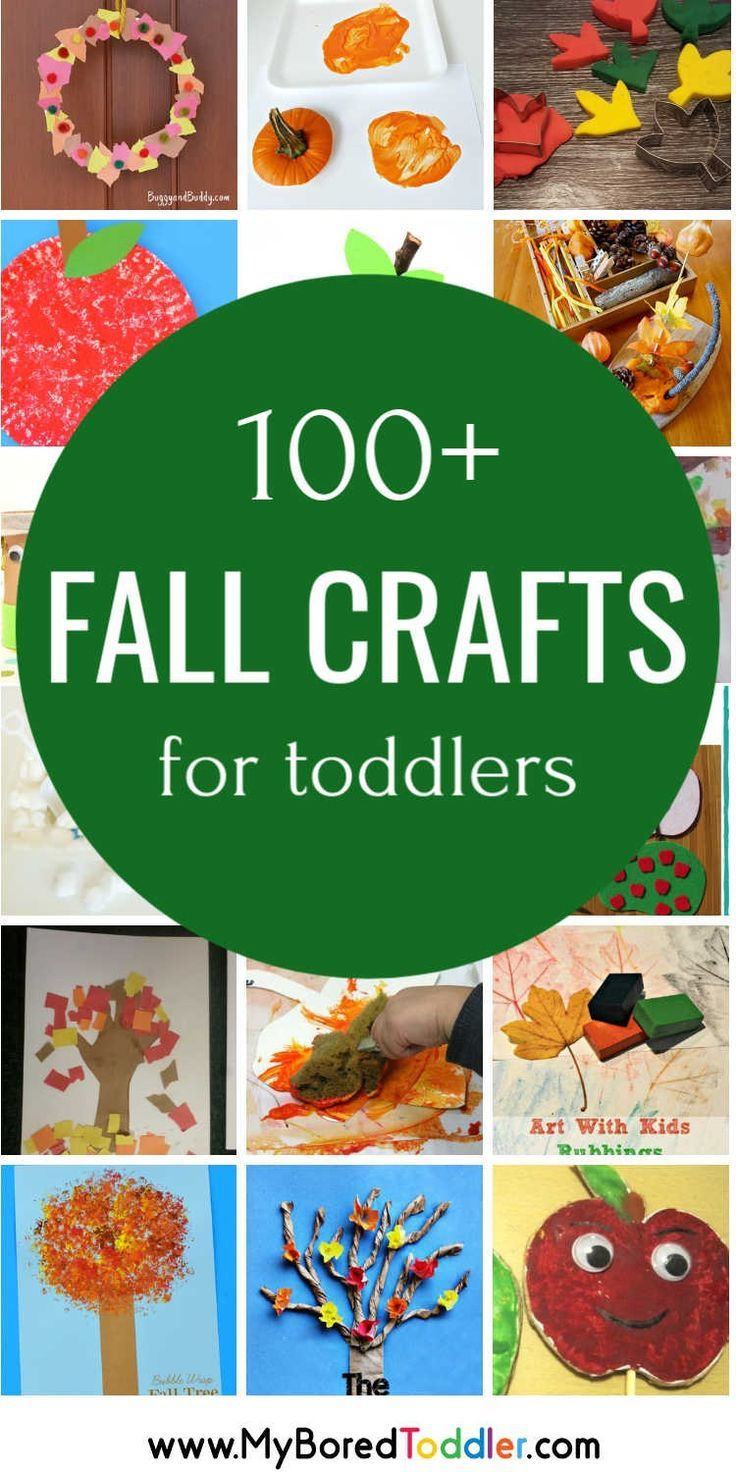 Simple Fall Crafts For Toddlers Easy Fall Craft Ideas